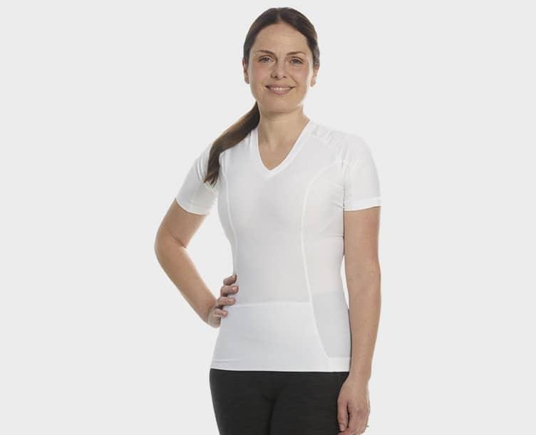 Posture Shirt til kvinder fra Anodyne.