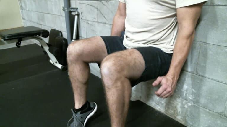 Hold i ryggen øvelser - Siddeøvelsen er relativ skånsom for ryggen.